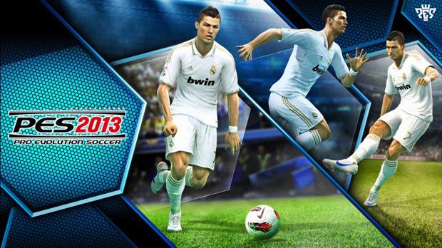 Foto: PES 2013 acusa FIFA 13 de plágio.