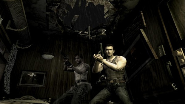 Foto: Resident Evil: Chronicles HD Collection.