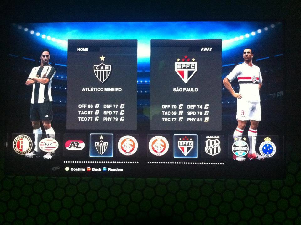 Foto(Divulgação): Para aqueles que reclamaram...Ronaldinho Gaucho já está no Atlético MG.