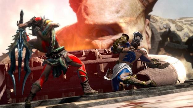 Foto(Divulgação): God of War: Ascension ganha novo trailer do modo multiplayer.