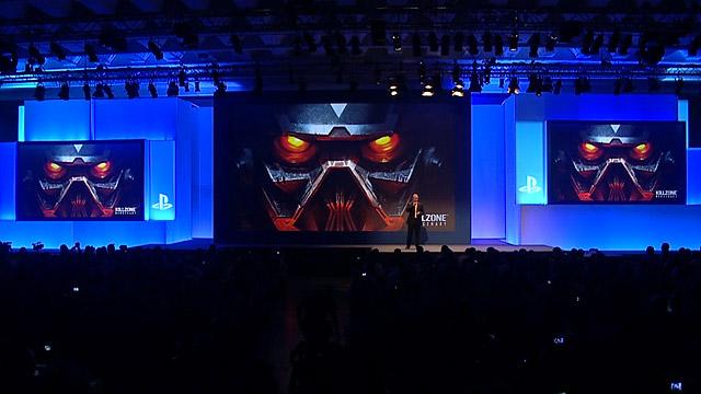 Foto(Divulgação): Sony apresenta novo Killzone para PS Vita.