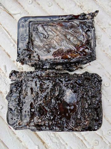 Foto(Divulgação): Alguém ai quer comprar um 3DS XL que não funciona?