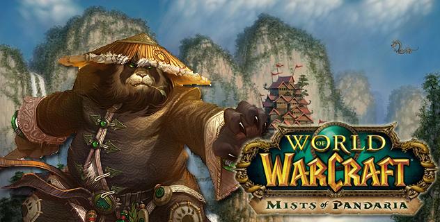 Foto(Divulgação): World of Warcraft: Mists of Pandaria  - GamesCom2012.