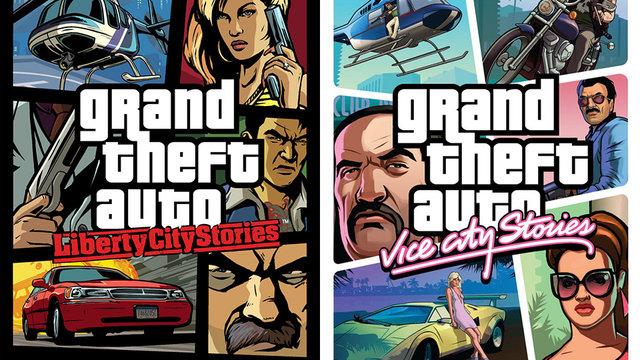 Playstation 3 Ganha Gta Liberty City Stories E Gta Vice