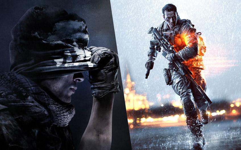 battlefield-4-vs-cod-ghosts-pre-order