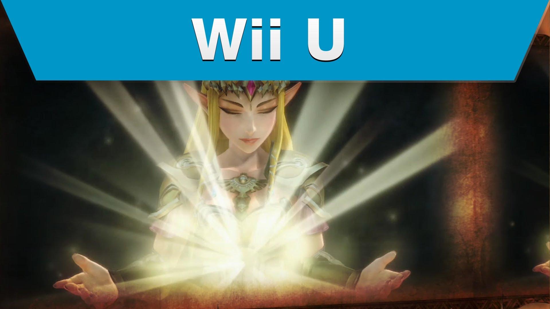 Wii U Game Trailer : Trailer hyrule warriors wii u gamer spoilergamer spoiler