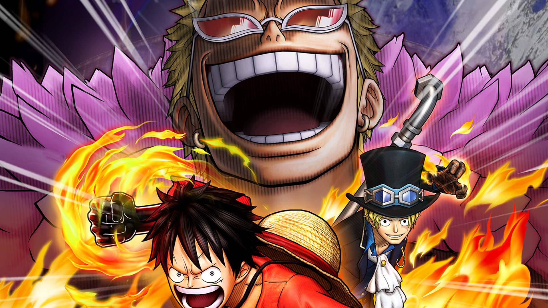 [Análise] - One Piece Pirate Warriors 3 - PS3/4/Vita/PC/Switch One-piece-pirate-warriors-3-thumbnail
