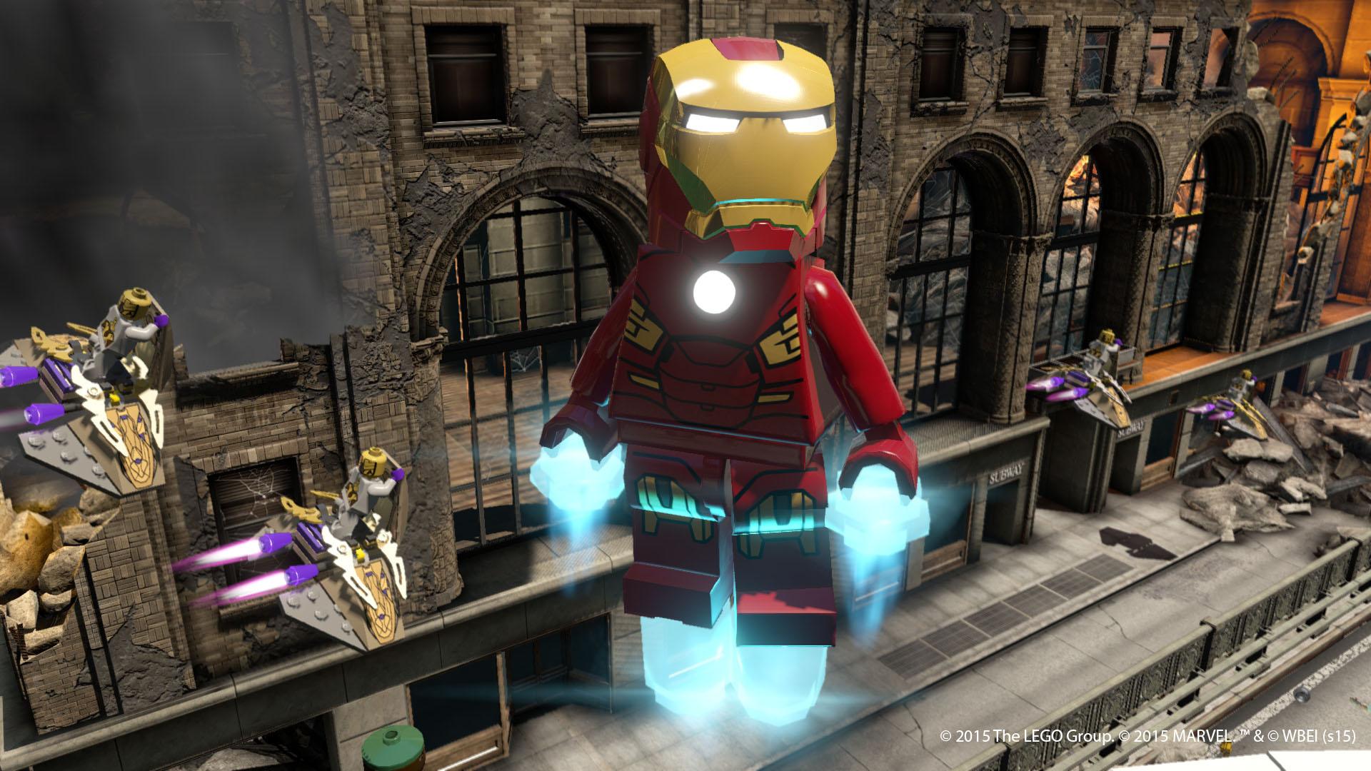 LEGO-Homem-de-Ferro