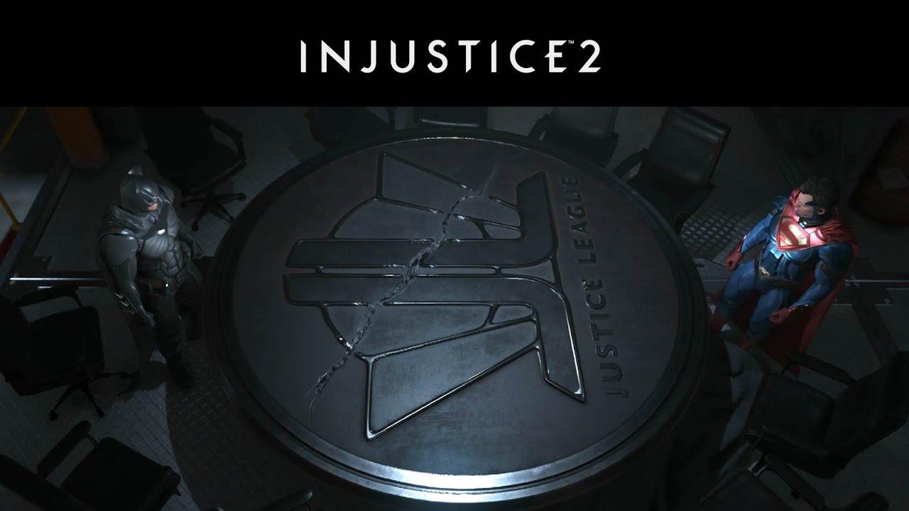 """A Sociedade é Revelada em Novo Trailer de Injustice 2 """"Alianças Despedaçadas – Parte 4"""""""