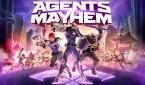 Agents of Mayhem retorna em uma incendiária explosão de granadas lançadas pela virilha