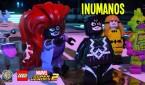 Os Inumanos chegaram a Chronopolis em LEGO Marvel Super Heroes