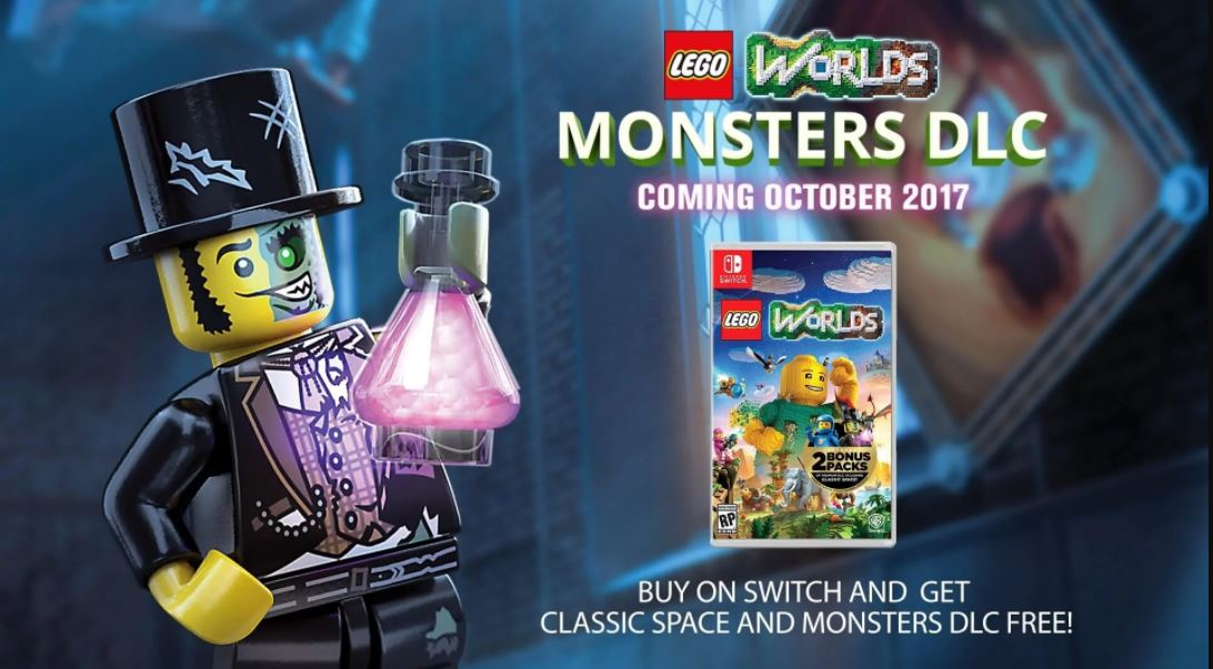 LEGO WORLDS DLC