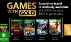 Xbox – December 2017 Games with Gold Xbox