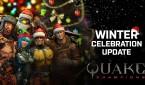 Quake Champhions – Atualização de dezembro já disponível