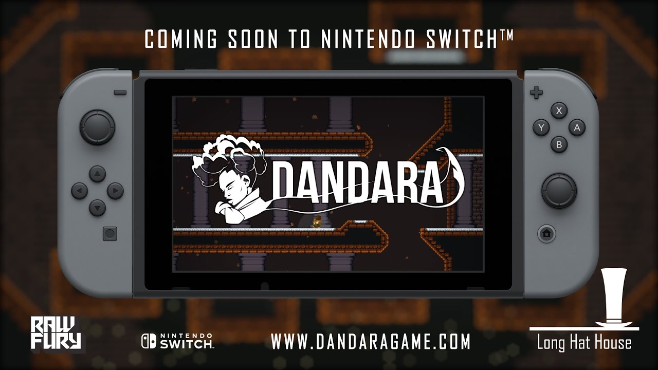 Conheça Dandara, metroidvania brasileiro que será lançado para todas as plataformas