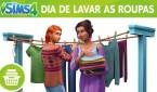 The Sims 4 Dia de Lavar as Roupas já está disponível para PC e Mac