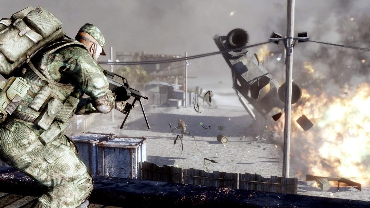 EA volta atrás e oferece Battlefield 1943 para os donos de BF3 no