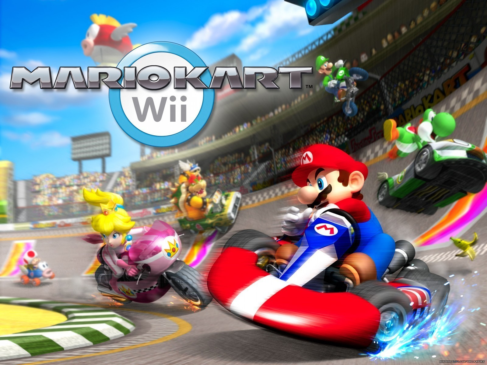 rumor mario kart 8 vai ter um editor de pistas gamer spoilergamer spoiler. Black Bedroom Furniture Sets. Home Design Ideas